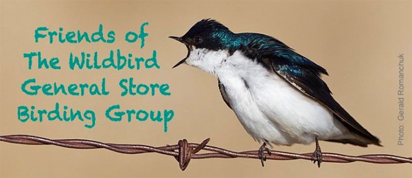 Report a Bird Sighting – The Wildbird General Store